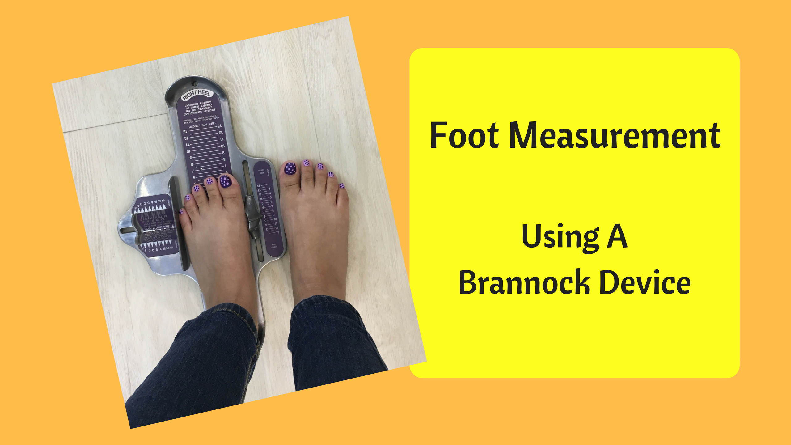 Name Of The Foot Measuring Device : Foot measurement singapore avoid shoes that don t fit